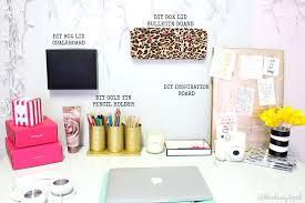 Diy Desk Decor Diy Desk Decor Easy Inexpensive