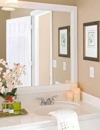 framed bathroom mirrors ideas bathroom mirror design ideas beautiful bathroom mirrors design
