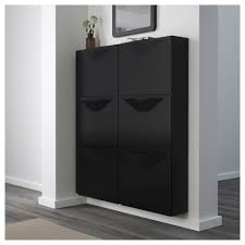 Panels For Ikea Furniture by Trones Shoe Storage Cabinet Black Ikea