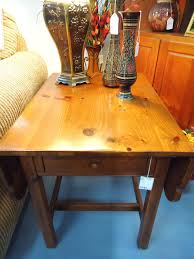 Pine Drop Leaf Table Used Furniture Gallery