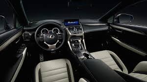 lexus interior 2018 2018 lexus nx facelift brings adaptive suspension u0027200t u0027 now u0027300