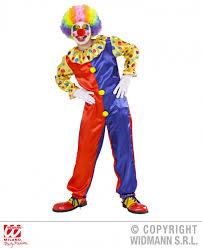 clown jumpsuit clown jumpsuit clown joker pierrot feestkleding