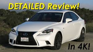 youtube lexus is f sport 2015 lexus is 350 is 250 f sport detailed review and road test