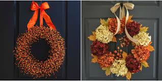 fall wreaths 30 diy fall wreaths autumn wreaths for sale