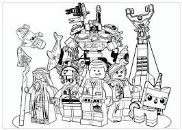 lego movie movies coloring pages for adults justcolor