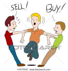 buy clipart clipart of buy sell argument k14779751 search clip