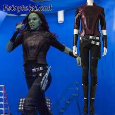gamora costume aliexpress buy gamora costume guardians of