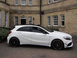 used 2016 mercedes benz a class amg a 45 4matic premium for sale