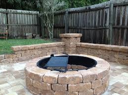 28 best house fire pits u0026 pavers images on pinterest backyard