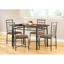 Black Round Kitchen Table Walmart Dining Table Sets U2013 Mitventures Co