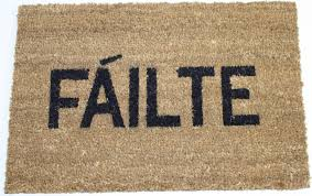 Buy Artsy Doormats Wipe Your Dandy Message Failte Doormat U0026 Reviews Wayfair Co Uk