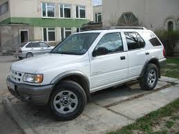 2001 isuzu rodeo information and photos zombiedrive