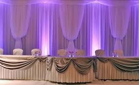 wedding draping infuse designs lighting draping lighting decor buena park