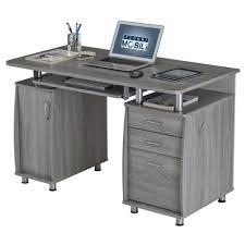 furniture techni mobili tempered glass computer desk techni with