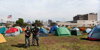 us social forum camp grounds and security guards detroit corine vermeulen