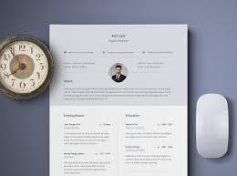 premium u0026 free professional resume templates