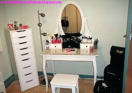 vanity make up table ikea makeup table makeup furniture white vanity makeup table with
