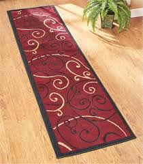 Stain Resistant Rugs Durable Stain Resistant Decorative Olefin Jute Runner Rug 3