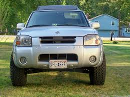 nissan xterra lifted lift help nissan frontier forum