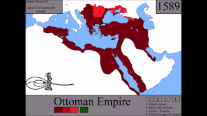 Map Of Ottoman Empire The History Of The Ottomans Every Year Youtube