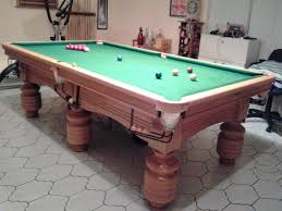 table gcl billiards