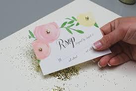 wedding invitation address labels garden bouquet wedding address labels print