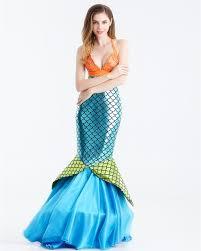 Halloween Mermaid Costume Popular Mermaid Woman Costume Buy Cheap Mermaid Woman Costume Lots