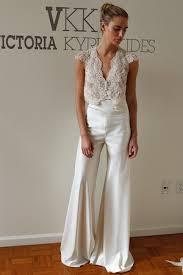 wedding dress alternatives bridal jumpsuits and trouser suits wedding dress alternatives