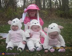 Mens Sheep Halloween Costume Bo Peep Sheep Costume Idea Kids