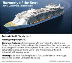 review of royal caribbean international u0027s harmony of the seas the