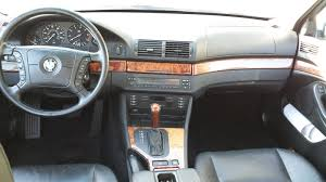Bmw 528i Interior 2001 Bmw 528i News Reviews Msrp Ratings With Amazing Images