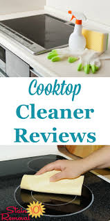 Rejuvenate Cooktop Cleaner Stove Top Cleaner Cleaning Stove Burners Grates The Results All
