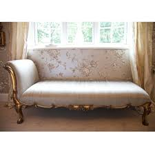 Chaise Lounge Chairs For Bedroom Furniture Elegant White Cotton Padded Chaise Lounge Chairs For