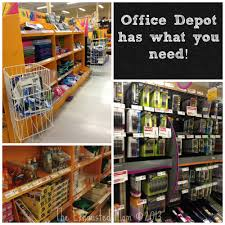 Office Depot by Office Depot Has Everything For Back To The Exhausted Mom