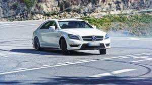 2014 mercedes cls 63 amg mercedes cls 63 amg 4matic drifts demands disziplin autoevolution