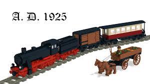 lego ideas steam engine train