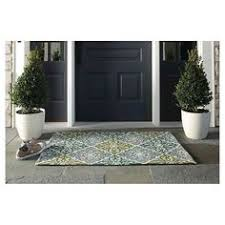 Threshold Indoor Outdoor Rug I Just Ordered This On Sale Threshold Printed Medallion
