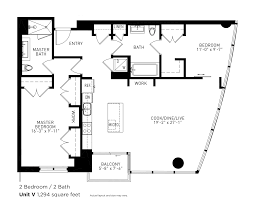 Micro Floor Plans by Floor Plans The Lofts At Roosevelt Collection Apartments The