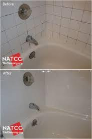 Re Caulk Bathtub Regrouting Bathroom Tiles Do It Yourself Home Ideas Pinterest