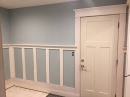 Wainscoting Installation Cost How To Install Craftsman Style Wainscoting Ep5 Youtube