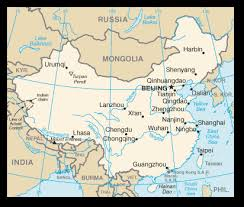 rivers in china map free printable maps maps of rivers in china printfree