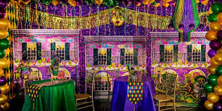 mardi gras decorations party city aj 50th party