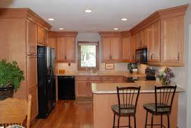 kitchen ideas for basic layout types u2013part two home design tips