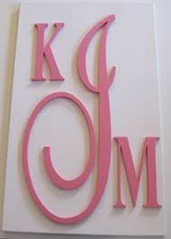 wooden letter k 2 ft tall any letter a z vintage style hand cut