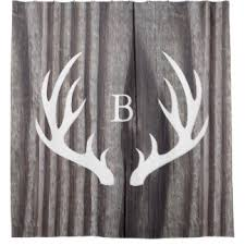 Whitetail Deer Shower Curtain Deer Shower Curtains Zazzle