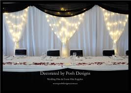 Wedding Hire Products