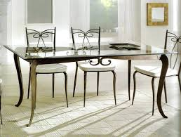 rectangle glass dining room table rectangle glass dining room table springup co