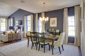 Tuscan Dining Room The Tuscany Floor Plans New Homes In City Name Va