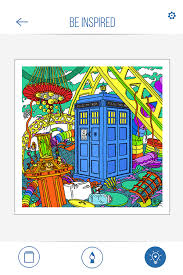 bbc colouring doctor android apps google play