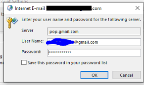 Gmail Login Mail Cannot Setup Gmail Profile To Work In Outlook 2016 Microsoft